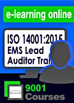 ISO 14001:2015 EMS Lead Auditor Training