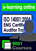 ISO 14001:2004 EMS Certified Auditor Training